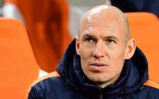 Robben: Netherlands must beat Luxembourg by big margin