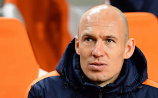 Robben: Netherlands must beat Luxembourg by big margin