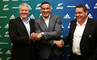 NZ Rugby CEO revels in Williams retention