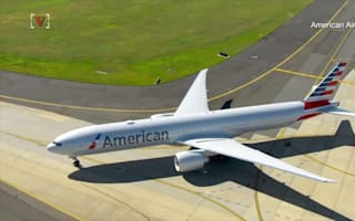 American Airlines drinks trolley knocks passenger unconscious
