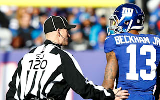 Beckham Jr fined again, this time for abusing referee