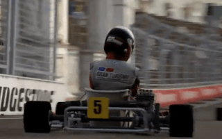 Video: GT5 adds karting to its long list of features