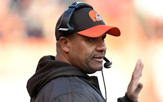 'I haven't even opened the bag of tricks yet' - Jackson on 0-12 Browns