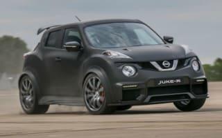 Nissan creates 600bhp Juke-R monster