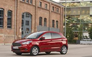 First Drive: Ford KA+