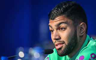 Gabriel Barbosa hints at imminent Santos exit