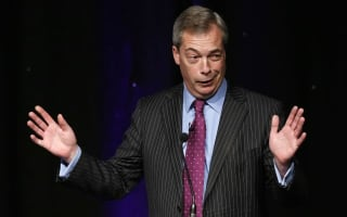British media have 'demonised' Ukip and made me a virtual prisoner, says Farage