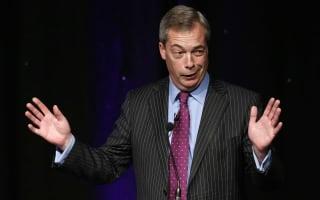 British media have 'demonised' Ukip and made me a virtual prisoner, says Farage