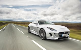 AOL Cars' RTOTY 2015: Jaguar F-Type R AWD