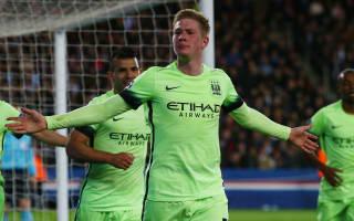 Manchester City v West Brom: Pellegrini pondering role for in-form De Bruyne