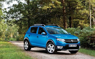 Chunky Dacia supermini - from £7,995