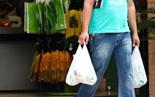 Welsh plastic bag use plummets on 5p tax