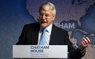 Tories blast Sir John Major for 'bitter and craven' criticism of Brexit strategy