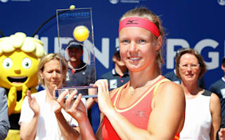 Bertens retains title in Nurnberg