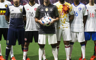 Euro 2016: Test your kit knowledge
