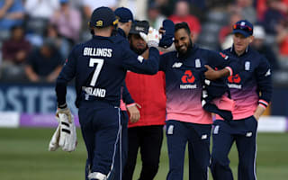 Rashid rampant as England leave sorry Ireland in a spin