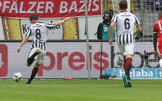 Eintracht Frankfurt 2 Bayern Munich 2: Champions frustrated by 10-man hosts