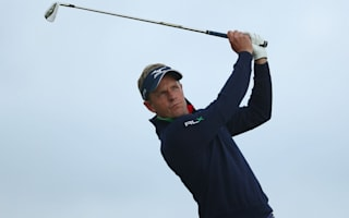Donald replaces Van Zyl for The Open