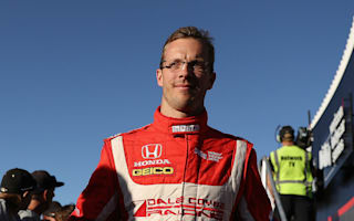 Bourdais walks out of hospital as recovery continues