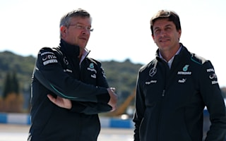 Brawn: Lack of trust in Wolff and Lauda led to Mercedes exit