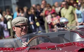 Chris Evans to auction off thirteen classic cars