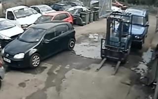 Nurse struck off following elaborate crash-for-cash scheme