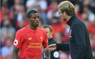 Wijnaldum: Klopp is building something special at Liverpool