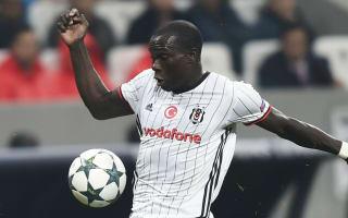 Besiktas 3 Benfica 3: Aboubakar caps stunning late fightback to earn precious point