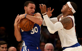 Curry stars as Warriors snap skid, Westbrook and Thunder frustrated