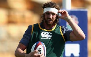 Jones calls on Wood, Daly for Springboks Test