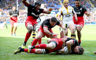 Superb Saracens power into Champions Cup final