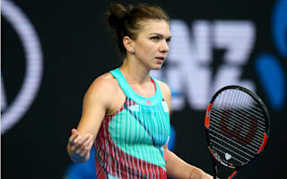 Zhang dumps Halep out of Australian Open