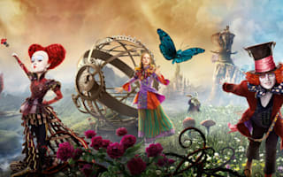 Win Alice Through The Looking Glass goodies with the TalkTalk TV Store