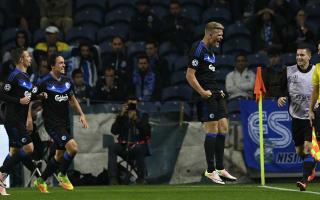 Porto 1 Copenhagen 1: Cornelius secures impressive point for 10-man visitors