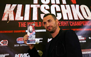 Klitschko not worried by possible Fury doping