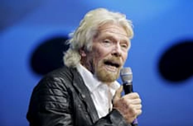 Richard Branson reveals worrying meeting he had with Trump