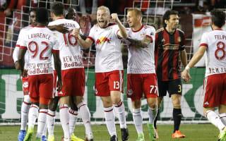 MLS Review: Red Bulls spoil Atlanta's debut, Orlando sink NYC