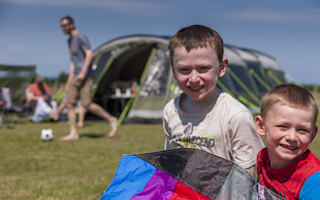 Win! A family camping trip and a Vango Icarus 500 Deluxe tent