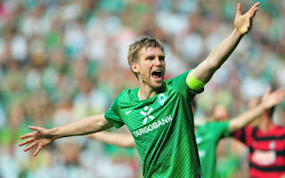 Fritz keen on Werder return for Mertesacker