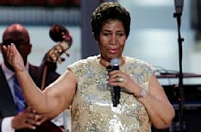 Aretha Franklin, 74, cancels shows on doctor's orders
