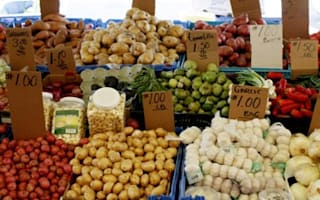 Ministers to dine on 'ugly' produce
