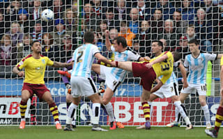 Football League Review: Burnley extend lead, Hull slip up