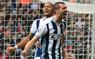 West Brom 2 Bournemouth 1: McAuley winner piles pressure on Howe