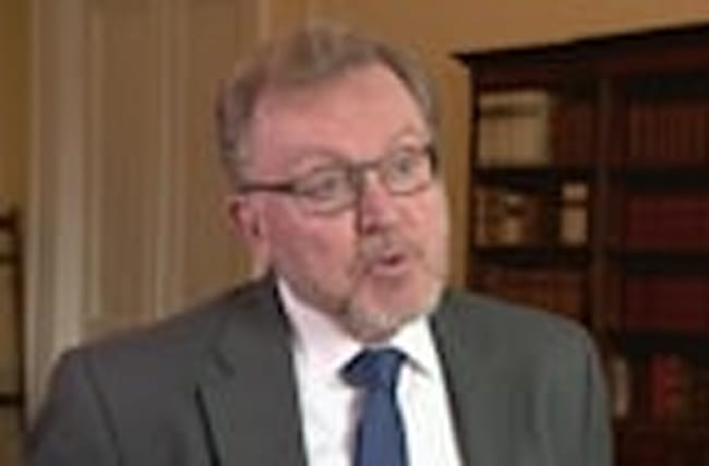 Mundell: Referendum request will be 'politely declined'