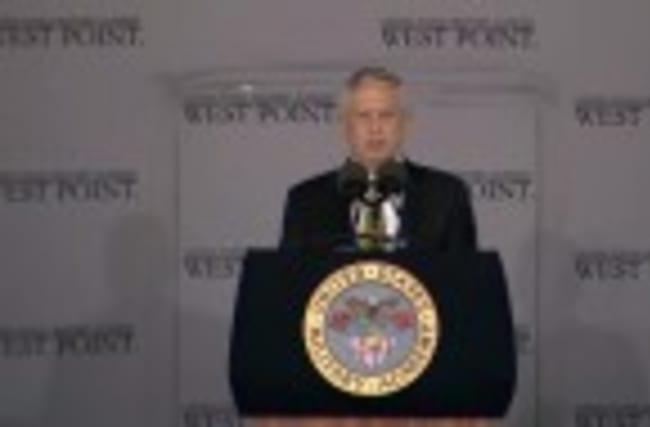 Mattis to West Point grads: Terrorism must not define us