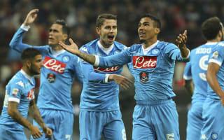 Napoli v AC Milan: Sarri's men eye swift return to summit