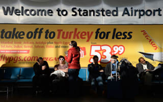 Stansted Airport power cut causes Christmas travel chaos
