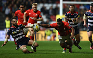 Bristol thumped by Saracens, Saints back to winning ways