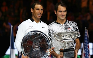 'I'm very excited' - Federer relishing Nadal blockbuster