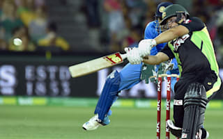 Finch takes blame for opening T20I defeat